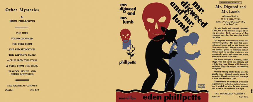 Mr. Digweed and Mr. Lumb. Eden Phillpotts.