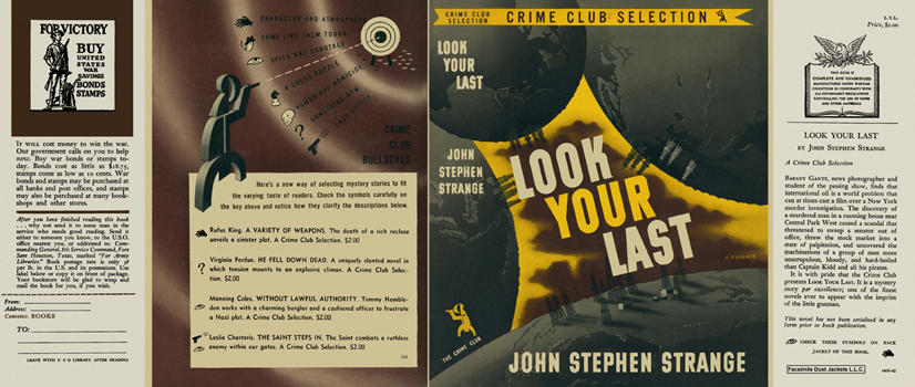 Image result for look your last john stephen strange