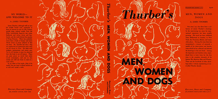 Men, Women and Dogs. James Thurber.