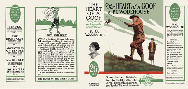 Heart of a Goof, The. P. G. Wodehouse