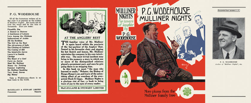 Mulliner Nights. P. G. Wodehouse.