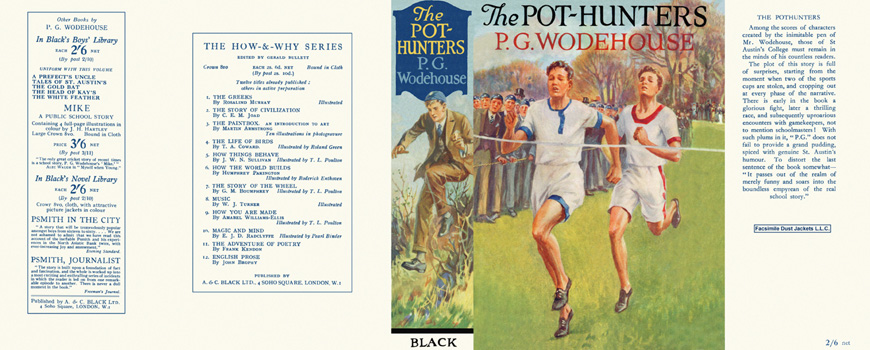 Pot-Hunters, The. P. G. Wodehouse.