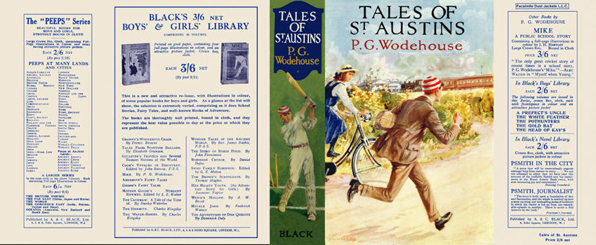 Tales of St. Austins. P. G. Wodehouse.