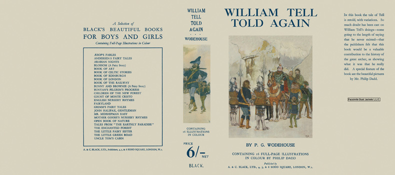 William Tell Told Again. P. G. Wodehouse.