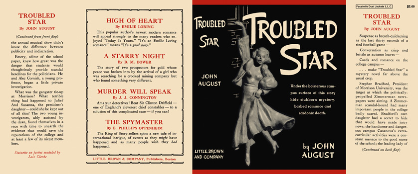 Troubled Star. John August