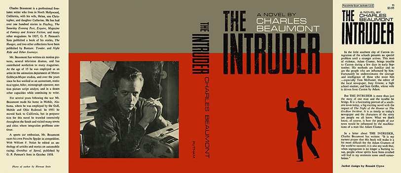 Intruder, The. Charles Beaumont