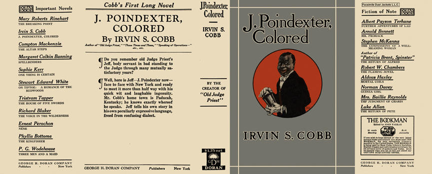 J. Poindexter, Colored. Irvin S. Cobb