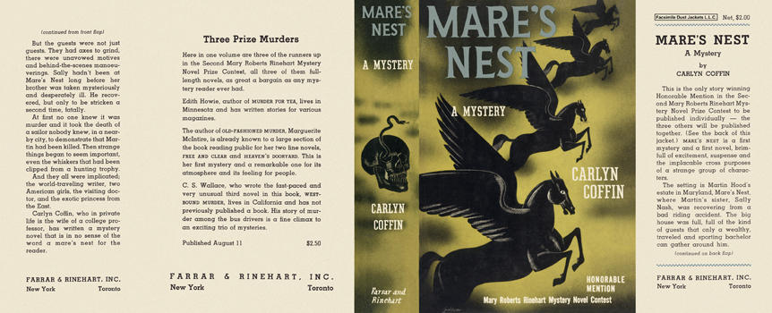 Mare's Nest. Carlyn Coffin.
