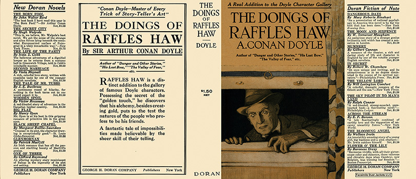 Doings of Raffles Haw, The. Sir Arthur Conan Doyle