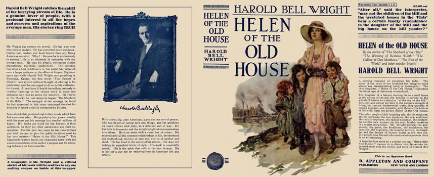 Helen of the Old House. Harold Bell Wright.