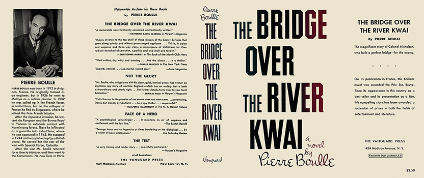Bridge Over the River Kwai, The. Pierre Boulle