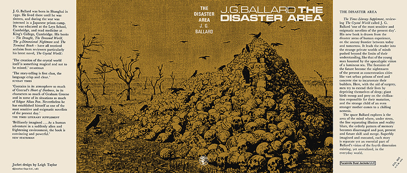 Disaster Area, The. J. G. Ballard