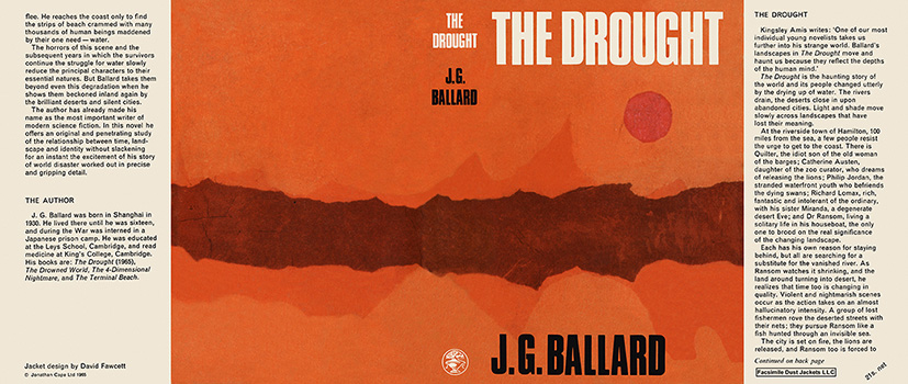 Drought, The. J. G. Ballard