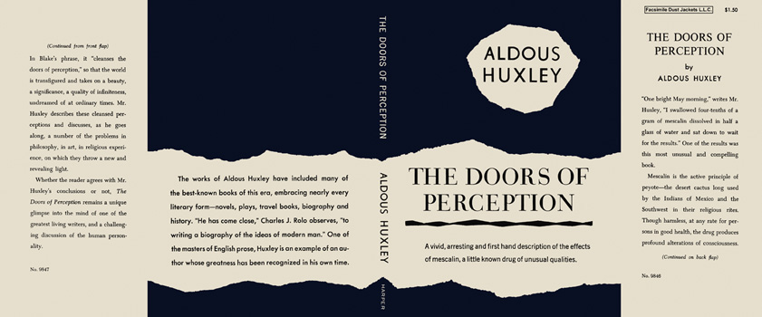 huxley doors of perception pdf