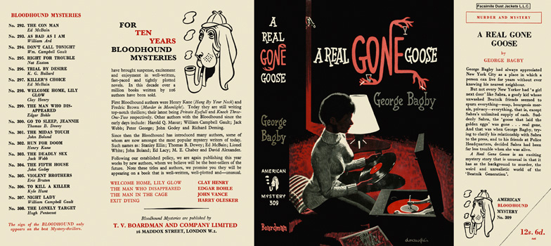 Real Gone Goose, A. George Bagby