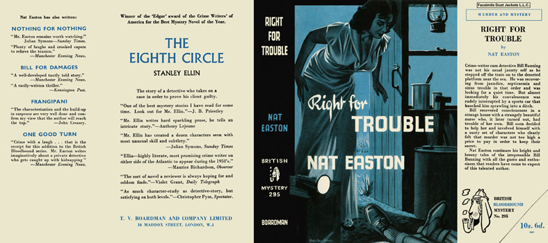 Right for Trouble. Nat Easton.