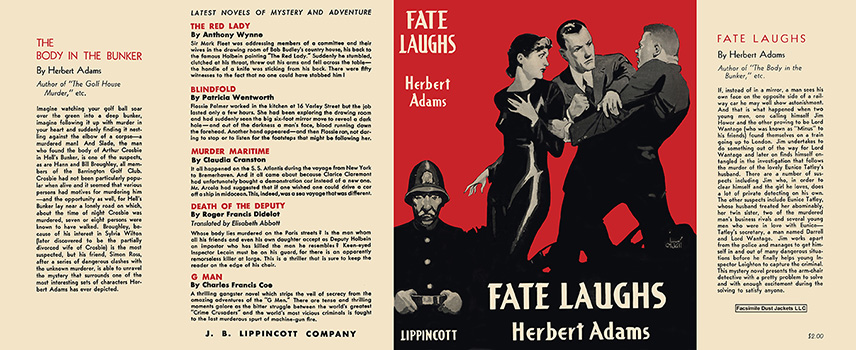 Fate Laughs. Herbert Adams.