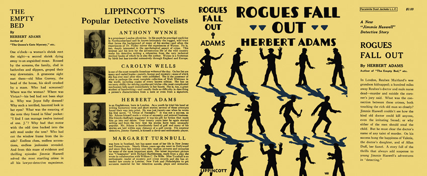Rogues Fall Out. Herbert Adams
