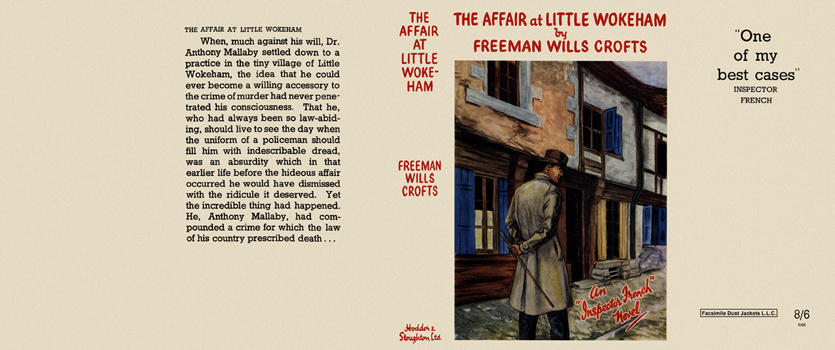 Affair at Little Wokeham, The. Freeman Wills Crofts