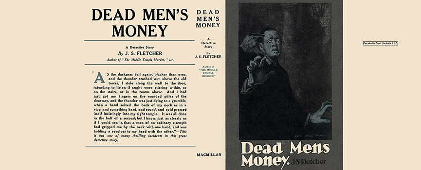 Dead Men's Money. J. S. Fletcher