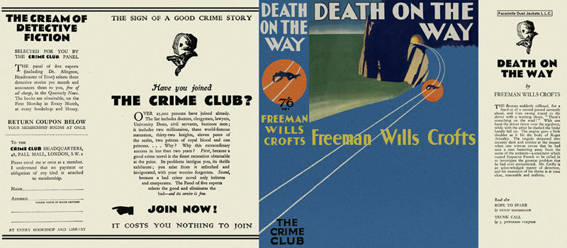 Death on the Way. Freeman Wills Crofts