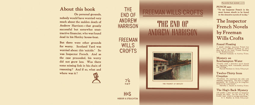 End of Andrew Harrison, The. Freeman Wills Crofts