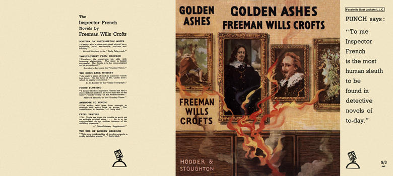 Golden Ashes. Freeman Wills Crofts.