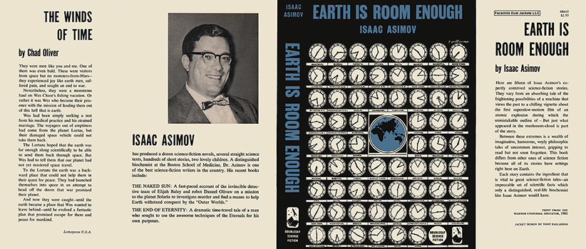 Earth Is Room Enough. Isaac Asimov
