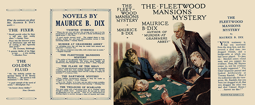 Fleetwood Mansions, The. Maurice B. Dix.