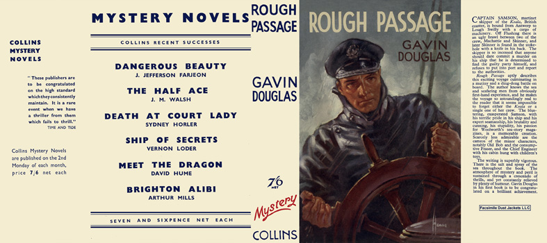 Rough Passage. Gavin Douglas