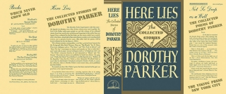 Here Lies the Collected Stories of Dorothy Parker