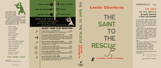 Saint to the Rescue, The