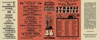 Evening Standard Second Book of Strange Stories, The
