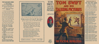 Tom Swift #31: Tom Swift and His Talking Pictures