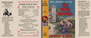 Hardy Boys #01: Tower Treasure, The
