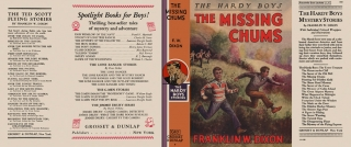 Hardy Boys #04: Missing Chums, The