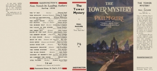 Tower Mystery, The