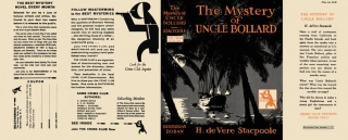 Mystery of Uncle Bollard, The