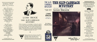 Slip-Carriage Mystery, The