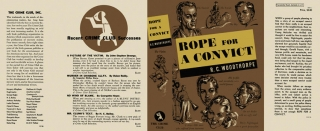 Rope for a Convict
