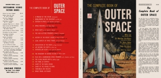 Complete Book of Outer Space, The
