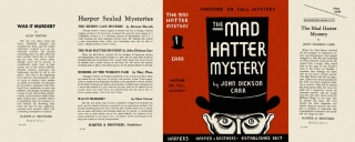 Mad Hatter Mystery, The