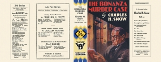 Bonanza Murder Case, The